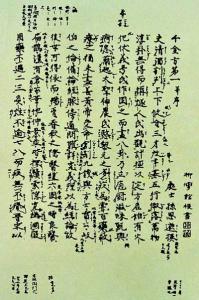 Fragment žlutý císař